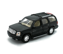 2002 Cadillac Escalade WELLY Diecast 1:38 Scale Black FREE SHIPPING