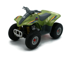 "ATV  4 Wheeler Superior / Sunnyside 5306 Diecast 5"" Green FREE SHIPPING"