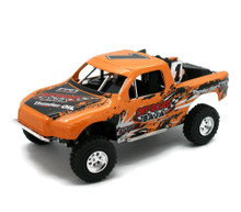 Off Road Baja Racer Truck NEWRAY Diecast 1:24 Scale Orange