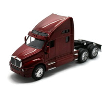 KENWORTH T2000 Cab Tractor WELLYY Diecast 1:32 Scale Red
