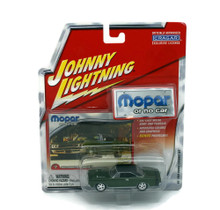 1969 Dodge Coronet R/T MOPAR or NO CAR Johnny Lightning Diecast 1:64