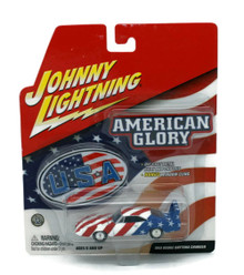 1969 Dodge Daytona Charger JOHNNY LIGHTNING American Glory Diecast 1:64