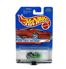 Hot Wheels 1998 First Editions #21 GO CART Diecast 1:64 Scale