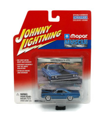 1970 Plymouth GTX JOHNNY LIGHTNING Greatest Muscle Cars Diecast 1:64