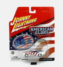 1971 Plymouth Road Runner JOHNNY LIGHTNING American Glory Diecast 1:64
