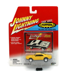 1969 Dodge Charger Custom JOHNNY LIGHTNING The Lost Toppers Diecast 1:64