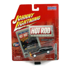 1971 Plymouth Road Runner JOHNNY LIGHTNING HOT ROD MAGAZINE Diecast 1:64 Scale