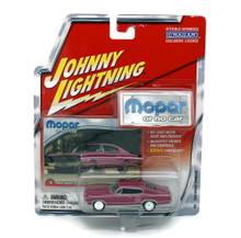 1966 Dodge Charger JOHNNY LIGHTNING MOPAR or NO CAR Diecast 1:64 Scale