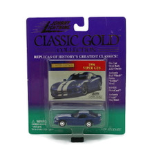 1966 Dodge Viper GTS JOHNNY LIGHTNING CLASSIC GOLD Diecast 1:64 Scale