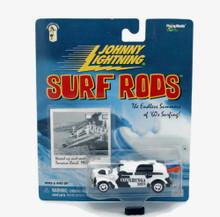 Johnny Lightning SURF RODS Cowabunga Boys Diecast 1:64 FREE SHIPPING