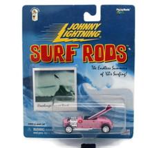 Johnny Lightning SURF RODS Malibu Babes Diecast 1:64 FREE SHIPPING