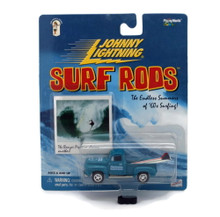 Johnny Lightning SURF RODS Hermosa Beach Bums Diecast 1:64 FREE SHIPPING
