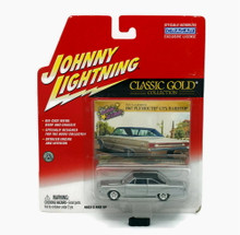 1967 Plymouth GTX JOHNNY LIGHTNING Classic Gold Collection Diecast 1:64