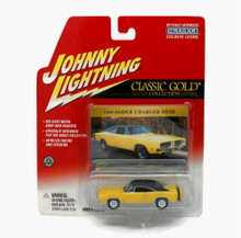 1969 Dodge Charger JOHNNY LIGHTNING Classic Gold Collection Diecast 1:64