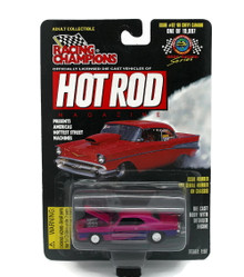1969 Chevy Camaro RACING CHAMPIONS HOT ROD MAGAZINE Diecast 1:57 FREE SHIPPING