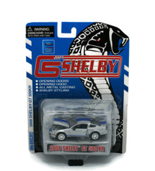 2008 Ford Shelby GT500KR SHELBY COLLECTIBLES Diecast 1:64 Scale FREE SHIPPING