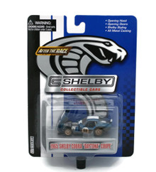 1965 Shelby Cobra Daytona Coupe After the Race SHELBY COLLECTIBLES Diecast 1:64