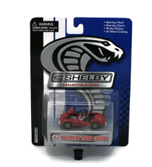 1962 Shelby Cobra CSX2000 SHELBY COLLECTIBLES Diecast 1:64 Scale FREE SHIPPING