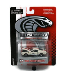 1965 Ford Shelby GT350R SHELBY COLLECTIBLES Diecast 1:64 Scale FREE SHIPPING