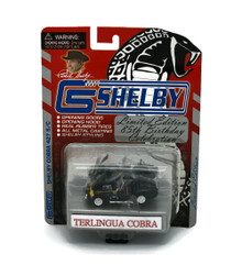 Shelby Terlingua Cobra 85th Birthday Limited Ed SHELBY COLLECTIBLES Diecast 1:64 FREE SHIPPING