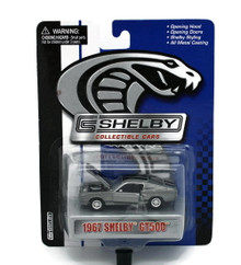 1967 Ford Shelby GT500 SHELBY COLLECTIBLES Diecast 1:64 FREE SHIPPING