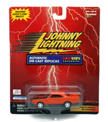 1969 Plymouth Roadrunner JOHNNY LIGHTNING Diecast 1:64 Scale FREE SHIPPING