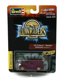 1939 Chevy Sedan Delivery Revell LOWRIDERS Diecast 1:64 FREE SHIPPING