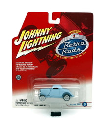 1934 Ford Coupe JOHNNY LIGHTNING RETRO RODS Diecast 1:64 Scale FREE SHIPPING