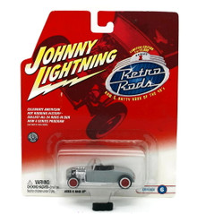 EMPEROR Ford Hi-Boy JOHNNY LIGHTNING RETRO RODS Diecast 1:64 Scale FREE SHIPPING
