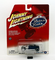 1923 Ford T-Bucket JOHNNY LIGHTNING RETRO RODS Diecast 1:64 Scale FREE SHIPPING