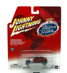 1927 Ford T-Roadster JOHNNY LIGHTNING RETRO RODS Diecast 1:64 Scale FREE SHIPPING