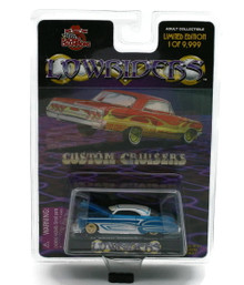 1949 Buick Riviera LOWRIDERS CUSTOM CRUISERS LE Diecast 1:64 Scale FREE SHIPPING