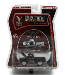 1953 Ford F-100 Pickup ROAD SIGNATURE Diecast 1:64 Scale FREE SHIPPING