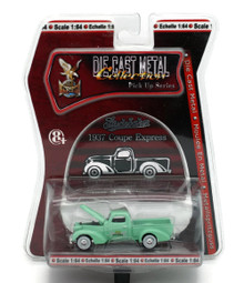 1937 Studebaker Coupe Express Pickup ROAD SIGNATURE Diecast 1:64 Scale FREE SHIPPING
