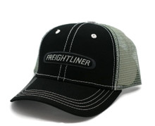 Hat - Freightliner Vented Trucker Adjusable Ball Cap FREE SHIPPING