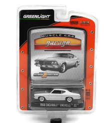 1968 Chevy Chevelle SS Greenlight Muscle Car Garage Diecast 1:64 FREE SHIPPING