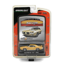 1970 Pontiac GTO Judge Greenlight Muscle Car Garage Diecast 1:64 FREE SHIPPING