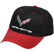 Hat - Chevrolet Corvette Embroidered Ball Cap Adjustable FREE SHIPPING