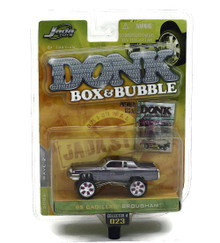 1985 Cadillac Brougham Jada DONK BOX & BUBBLE #023 Diecast 1:64 FREE SHIPPING