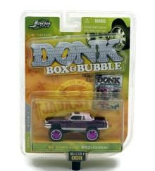 1985 Cadillac Brougham Jada DONK BOX & BUBBLE #008 Diecast 1:64 FREE SHIPPING