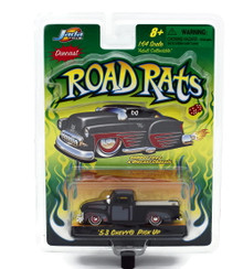 1953 Chevy Pick Up Truck Jada ROAD RATS Diecast 1:64 Scale FREE SHIPPING