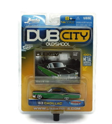 1963 Cadillac Jada DUB City Old Skool Diecast 1:64 Scale FREE SHIPPING