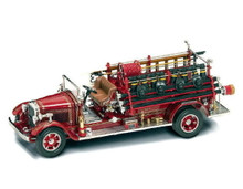 1932 Buffalo Type 50 Fire Truck SIGNATURE SERIES Diecast 1:43 FREE SHIPPING