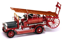 1921 Dennis N Type Fire Truck ROAD SIGNATURE Diecast 1:43 FREE SHIPPING
