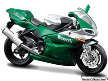 BENELLI Tornado Tre1130  Motorcycle Diecast 1:12 Scale FREE SHIPPING