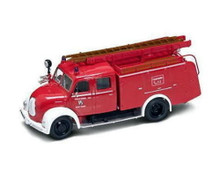 1961 Magirus-Deutz Mercur TLF16 Fire Truck SIGNATURE SERIES 1:43 FREE SHIPPING