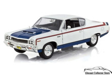 1970 AMC Rebel  ROAD SIGNATURE Diecast 1:18 Scale White