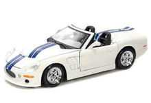 1999 Shelby Series 1 MAISTO SPECIAL EDITION Diecast 1:18 Scale White