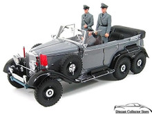 1938 Mercedes G4 w/figures Signature Models PREMIER MINIATURE Diecast 1:18 MIB