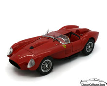DANBURY MINT 1958 Ferrari 250 Testa Rossa Diecast 1:24 Scale Red